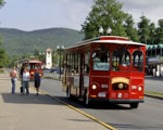 Lake George Trolley Schedule Amp Information