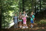 Hiking For Families Around Lake George, NY