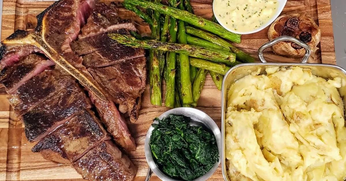 steak spread