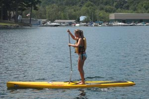 Faith Stand Up Paddling