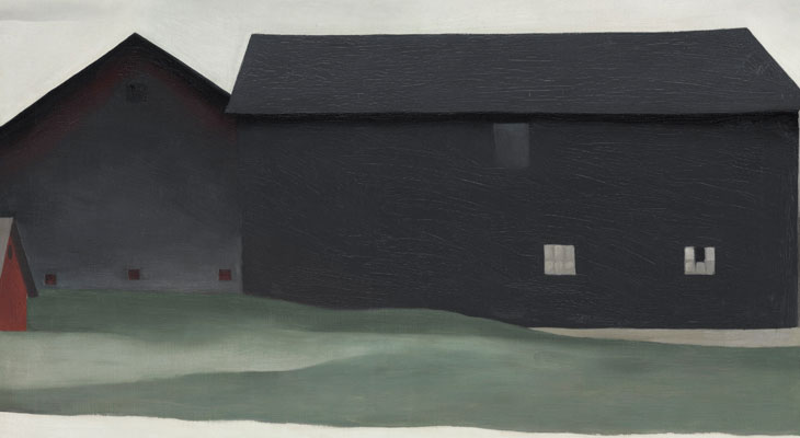 the barns painting