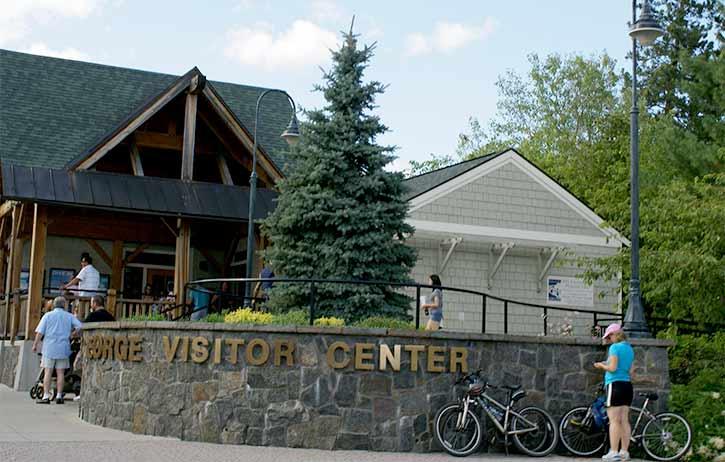 Lake George Visitors Center