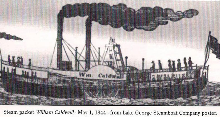 the william caldwell