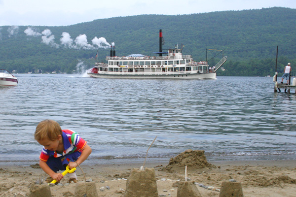 Lake George Steamboat