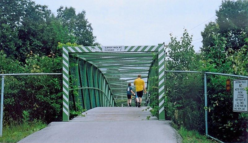 Warren County Bike Path