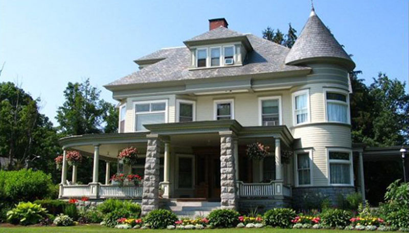 victorian bed and breakfast in warrensburg