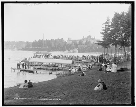 Regatta Day, FWHH c.1908.jpg