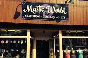 Mystic World Shop