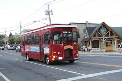 lake george trolley