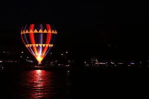 Lake George Hot Air Balloon