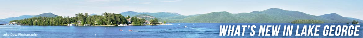 What's New In Lake George