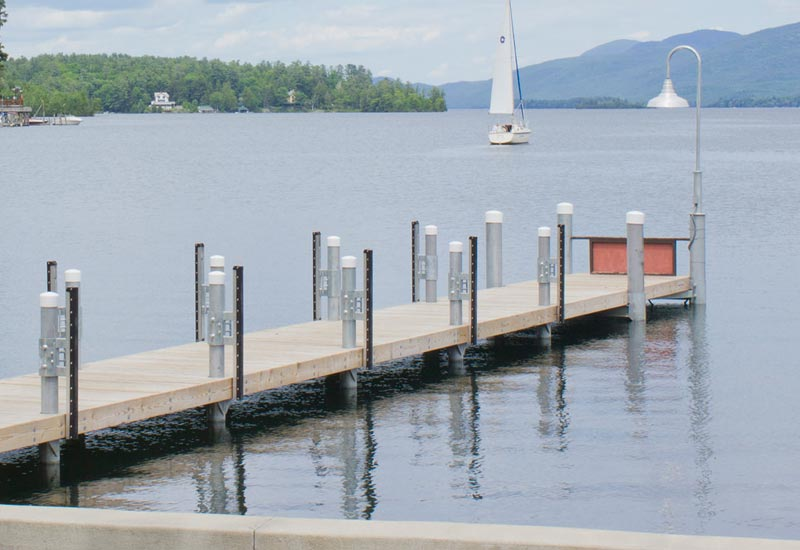 lake george beach boat launch