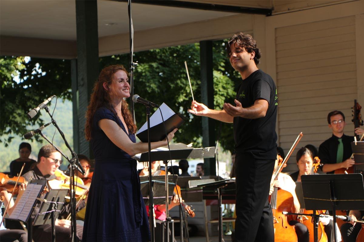lake george music festival performance