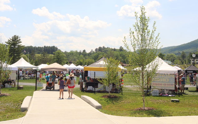 festival commons space