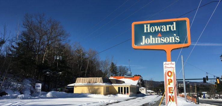 Howard Johnson's Restaurant in Lake George