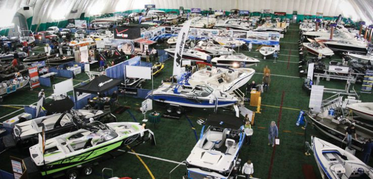 photo of the upstate boat show