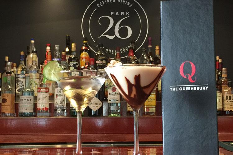 queensbury hotel martini