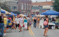 streetfest in ticonderoga
