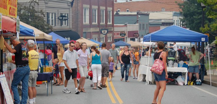 streetfest in ticonderoga