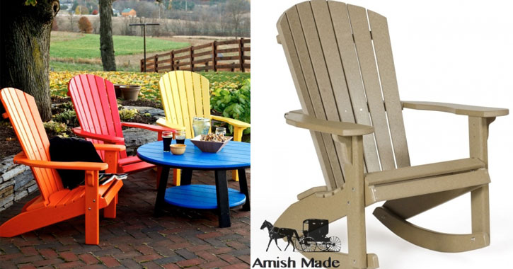 Genial Adirondack Chairs Are Big Moose Furniture Companyu0027s Best Selling Item, And  For Good Reason. Owner Jim Campione Purchases The Adirondack Chairs From  The ...