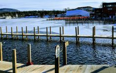 Lake George docks