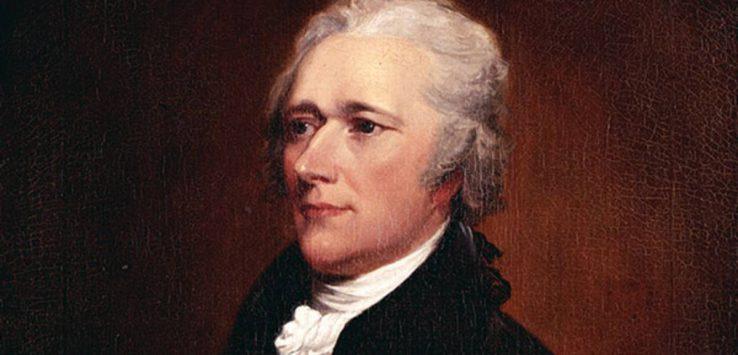 portrait of Hamilton
