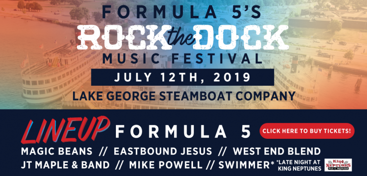 Rock the Dock poster