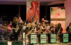 jazz performance on stage