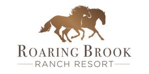 Roaring Brook Ranch Resort logo
