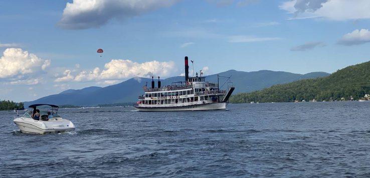 steamboat cruise
