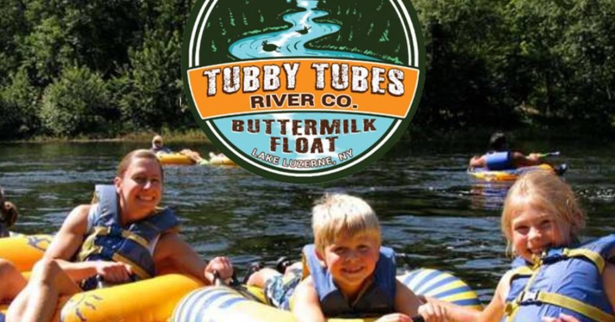 lazy river tubing