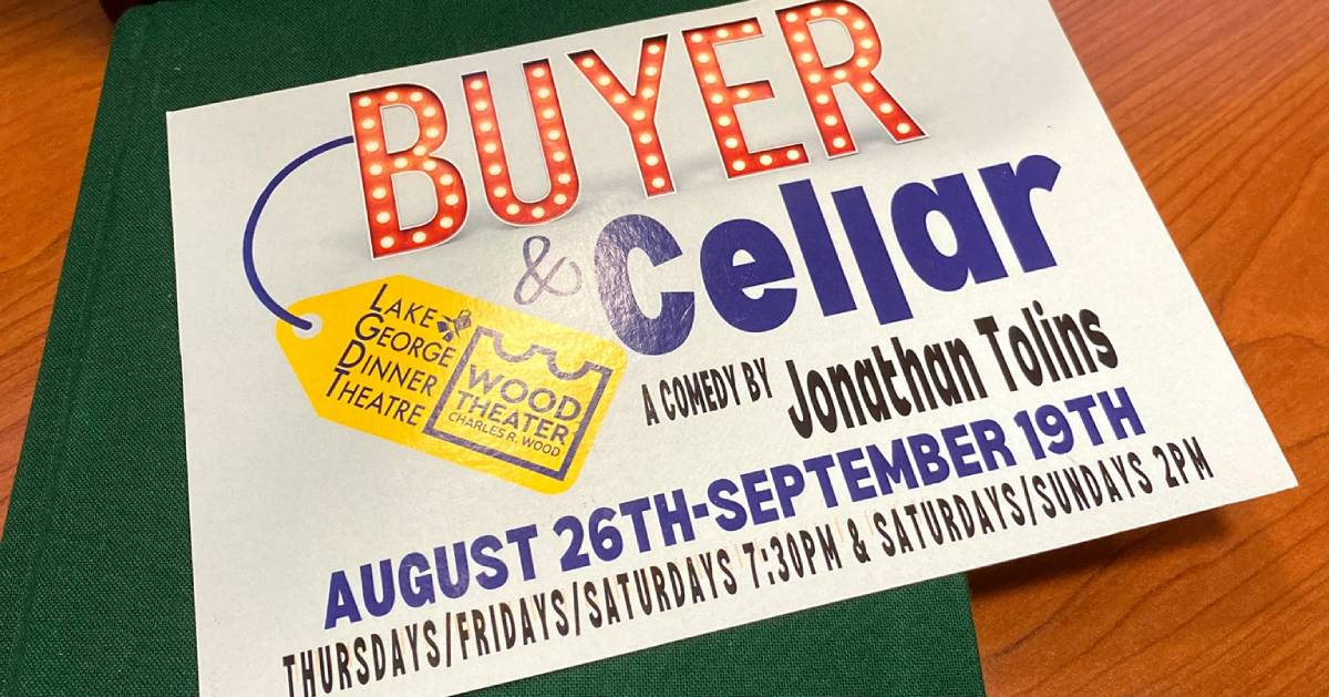 Buyer & Cellar ad