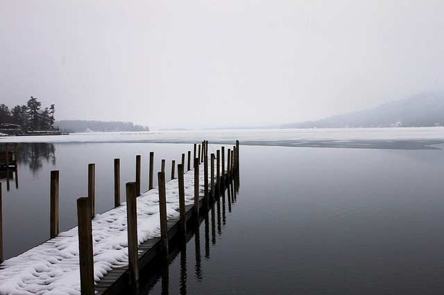 Lake George Ice Safety